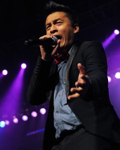 Singer Lam Truong