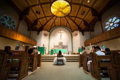 Quinceanera Mass