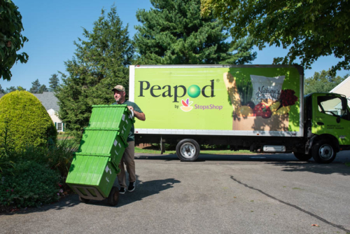 Hartford Business Journal - Peapod